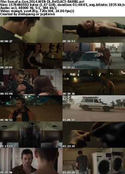 Son of a Gun (2014) WEB-DL XviD AC3-RARBG