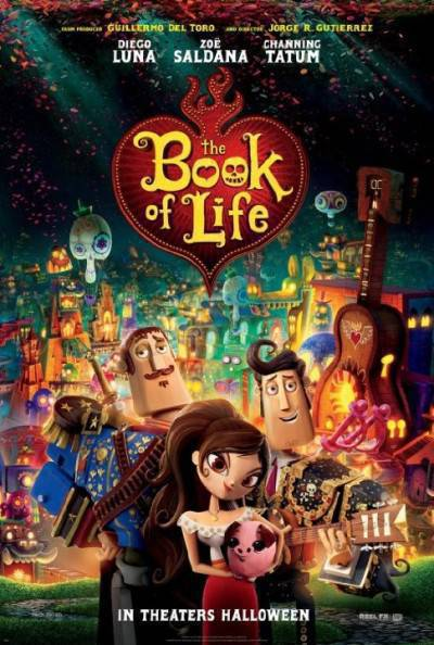 The Book of Life (2014) 720p WEB-DL x264 AC3-iFT