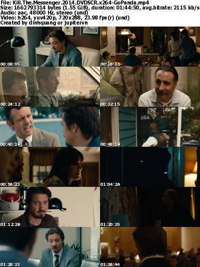 Kill the Messenger (2014) DVDSCR x264-GoPanda