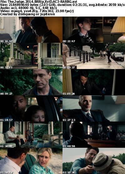 The Judge (2014) BRRip XviD AC3-RARBG