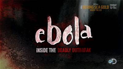 Discovery Channel - Ebola: Inside The Deadly Outbreak (2015) HDTV x264-W4F