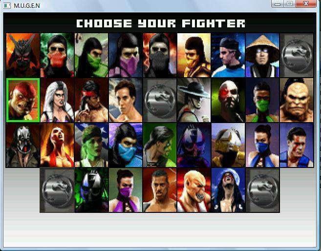 Mortal Kombat Project.
