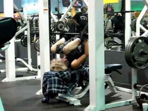 Na siłowni #2 8