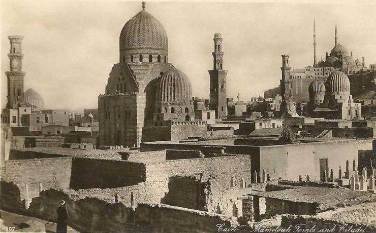 Egipt przed rozwojem turystyki 12