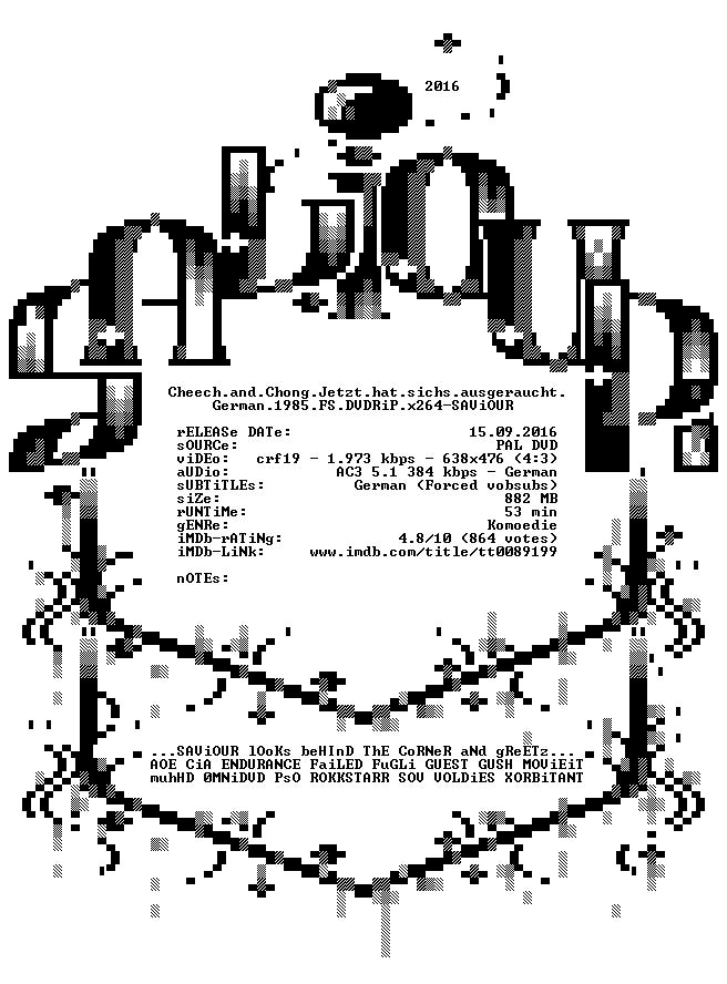 Cheech and Chong Jetzt hat sichs ausgeraucht German 1985 FS DVDRiP x264-SAViOUR