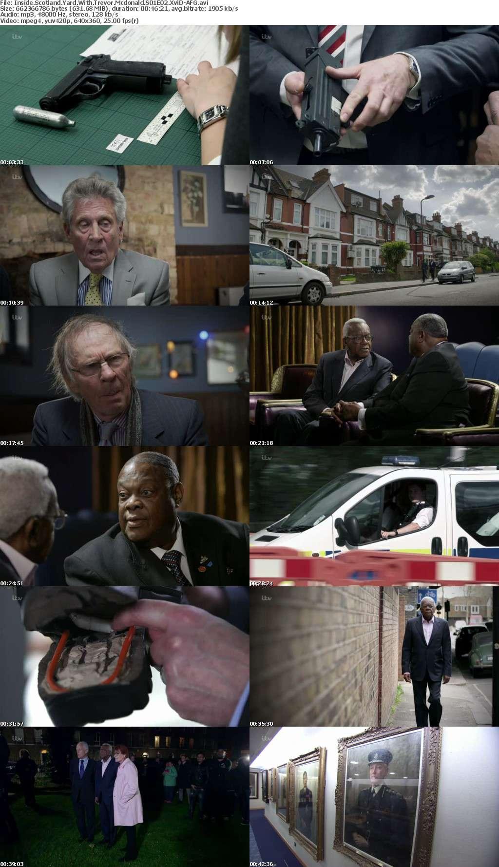 Inside Scotland Yard With Trevor Mcdonald S01E02 XviD-AFG