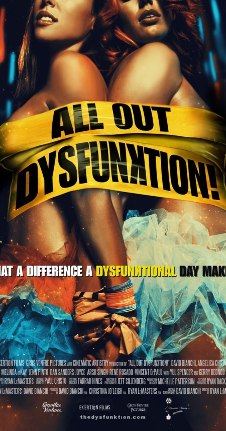 All Out Dysfunktion 2016 HDRip XviD AC3-EVO
