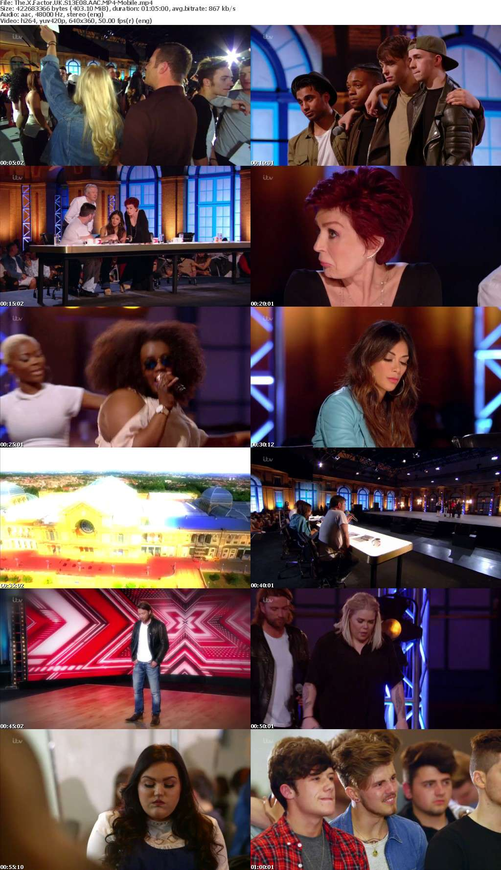 The X Factor UK S13E08 AAC-Mobile