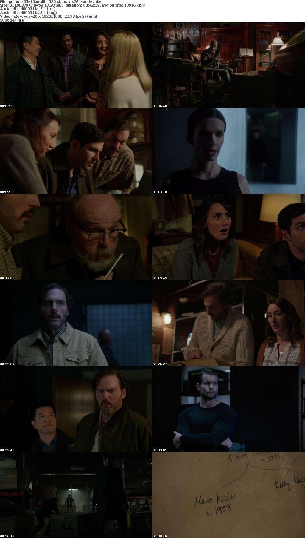 Grimm S05E10 MULTi 1080p BluRay x264-SMiTE