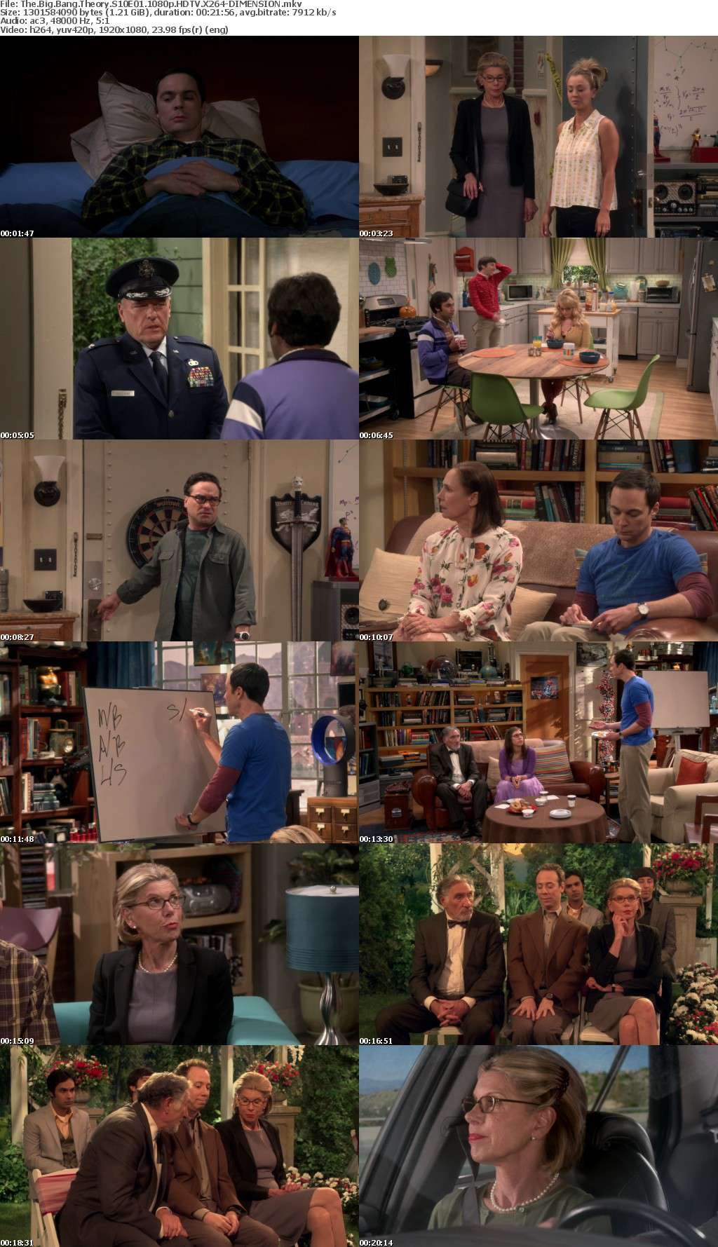 The Big Bang Theory S10E01 1080p HDTV X264-DIMENSION