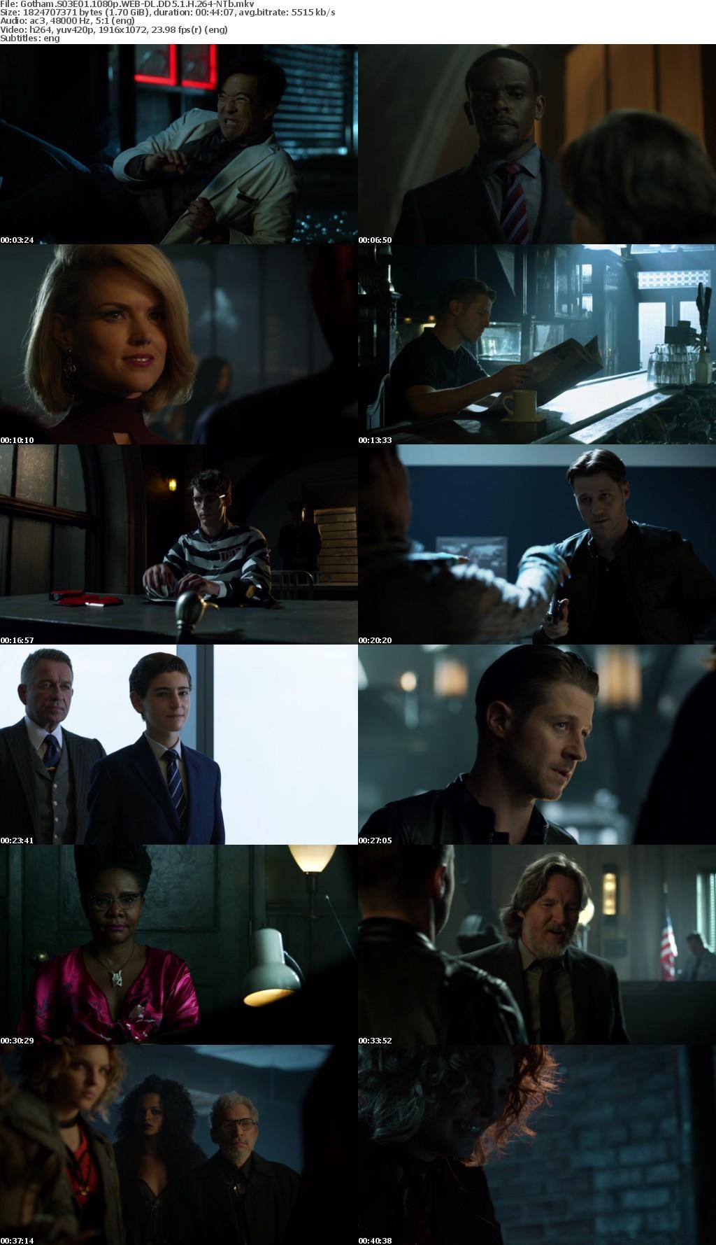 Gotham S03E01 1080p WEB-DL DD5 1 H 264-NTb