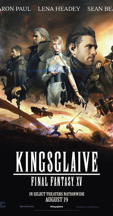 Kingsglaive Final Fantasy XV German 2016 AC3 BDRiP x264-XF