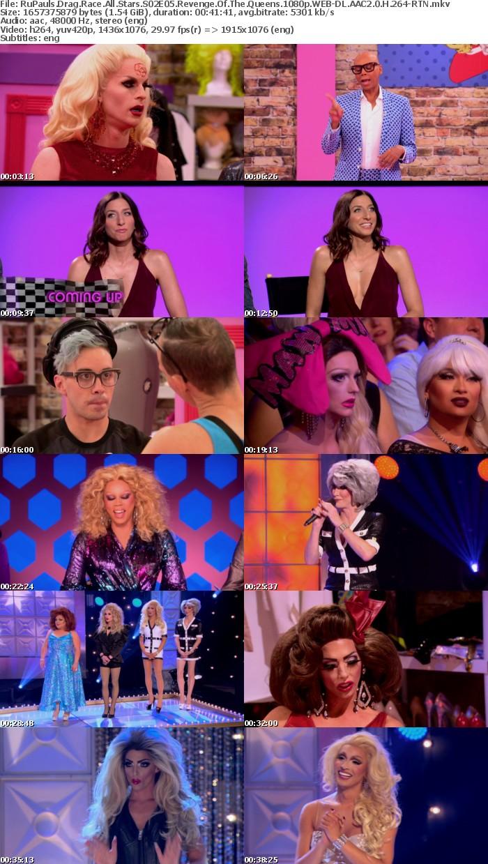 RuPauls Drag Race All Stars S02E05 Revenge Of The Queens 1080p WEB-DL AAC2 0 H 264-RTN