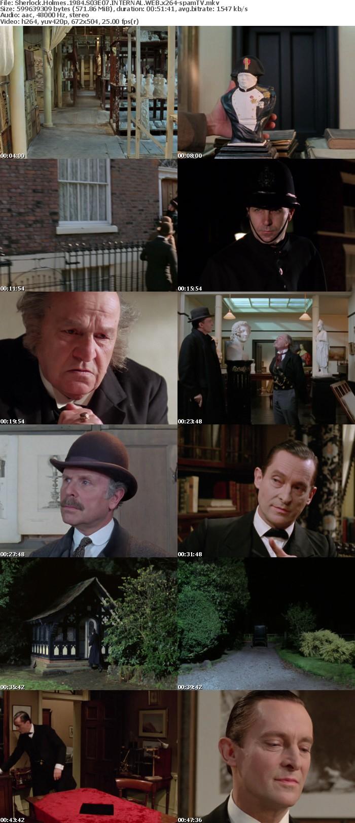 Sherlock Holmes 1984 S03E07 INTERNAL WEB x264-spamTV