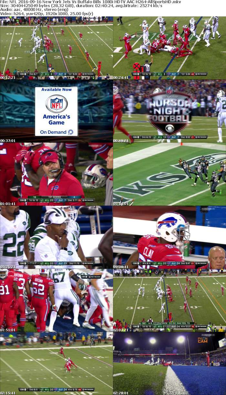 NFL 2016-09-16 New York Jets Vs Buffalo Bills 1080i HDTV AAC H264-AllSportsHD
