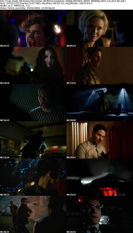 From Dusk Till Dawn The Series S03E04 Fanglorius 1080p REPACK AMZN WEBRip DD5 1 H 264-AG
