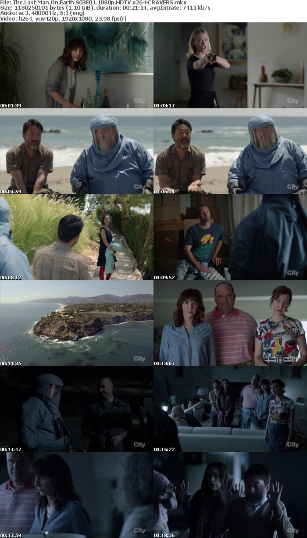 The Last Man On Earth S03E01 1080p HDTV x264-CRAVERS