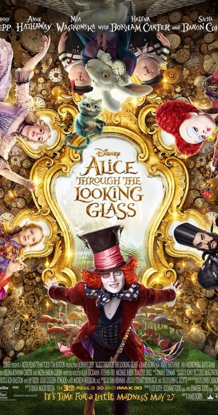 Alicia A Traves Del Espejo 2016 3D SPANiSH MULTi 720p BluRay x264-JODER