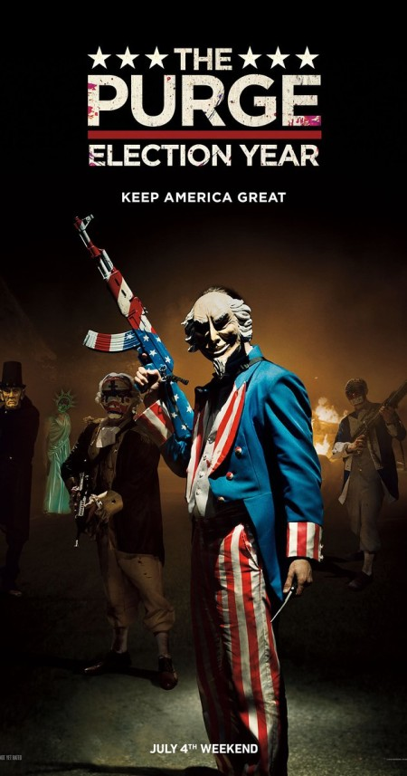 The Purge Election Year 2016 720p BluRay x264