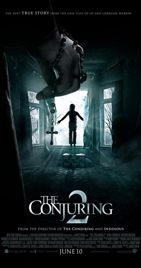 The Conjuring 2 (2016) Blu-ray CEE 1080p AVC DD5 1