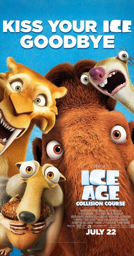 Ice Age Collision Course 2016 720p BRRip x264 AC3-iFT