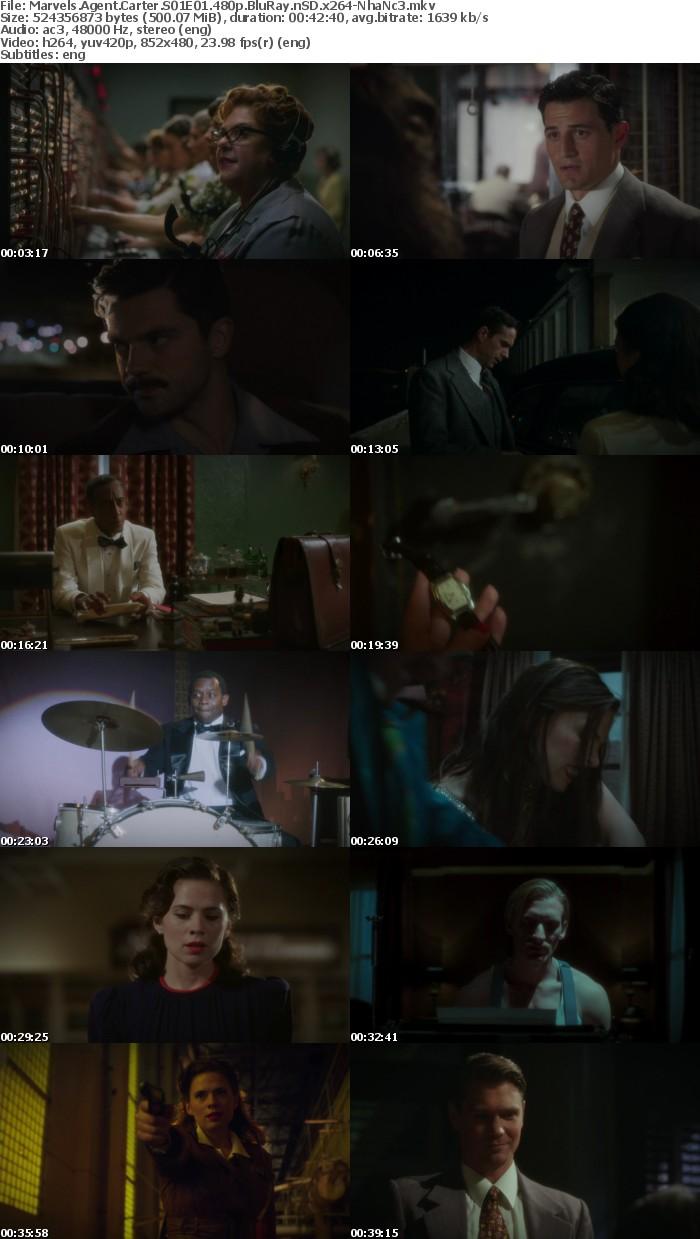 Marvels Agent Carter S01-S02 480p BluRay WEB DL nSD x264-NhaNc3