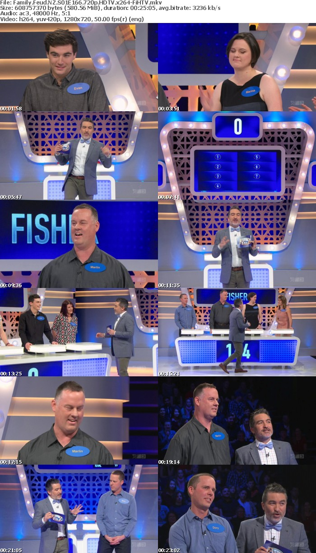Family Feud NZ S01E166 720p HDTV x264-FiHTV