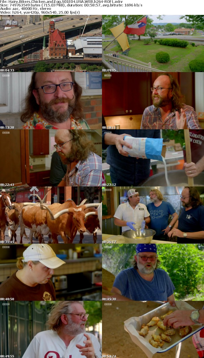 Hairy Bikers Chicken and Egg S01E04 USA WEB h264-ROFL