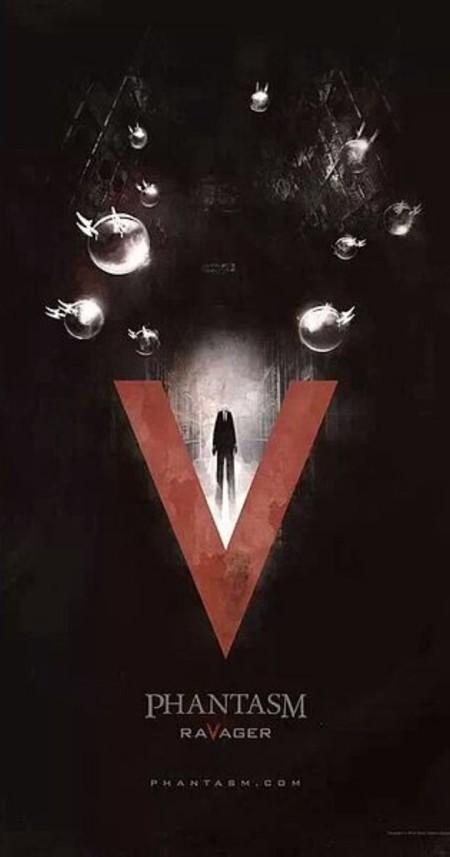 Phantasm Ravager 2016 HDRip XViD AC3 ETRG