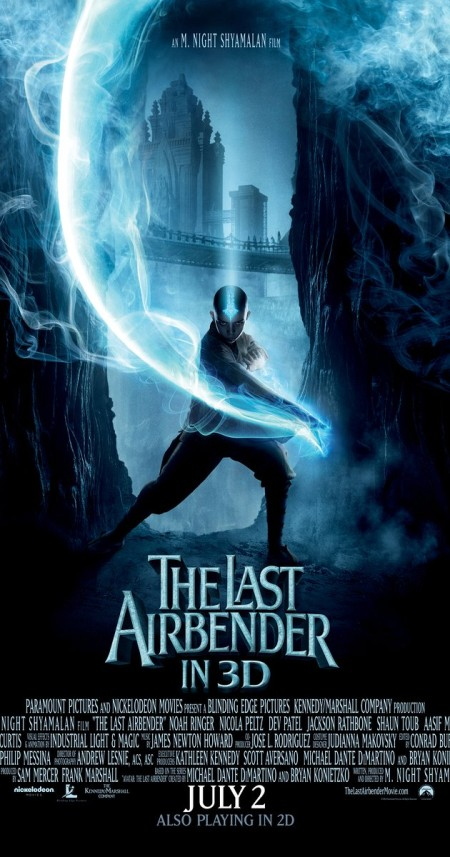 The Last Airbender 2010 1080p BluRay DTS-HD MA5 1 x264-iFT
