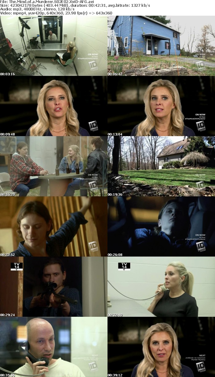 The Mind of a Murderer S02E02 XviD-AFG