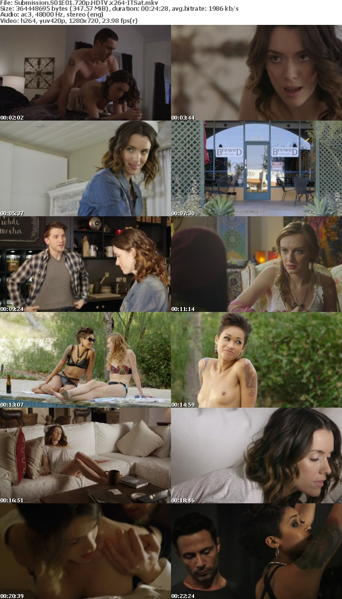 Submission S01 720p HDTV x264-ITSat