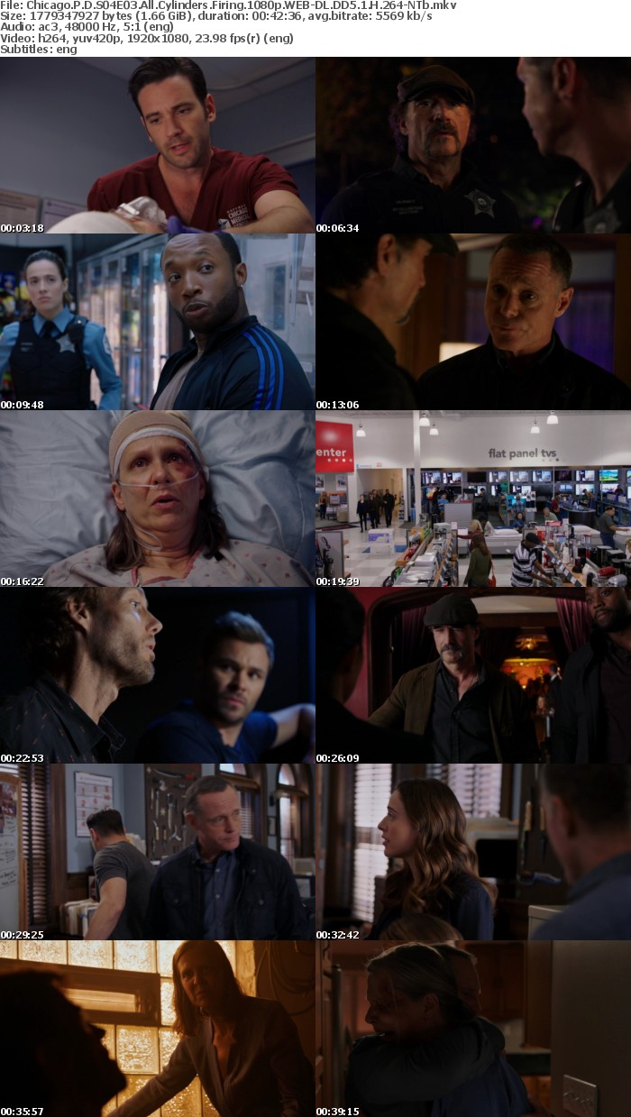 Chicago P D S04E03 All Cylinders Firing 1080p WEB DL DD5 1 H 264 NTb