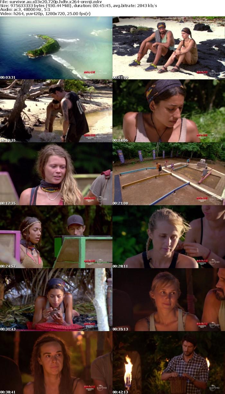 Survivor AU S03E20 720p HDTV x264-ORENJI