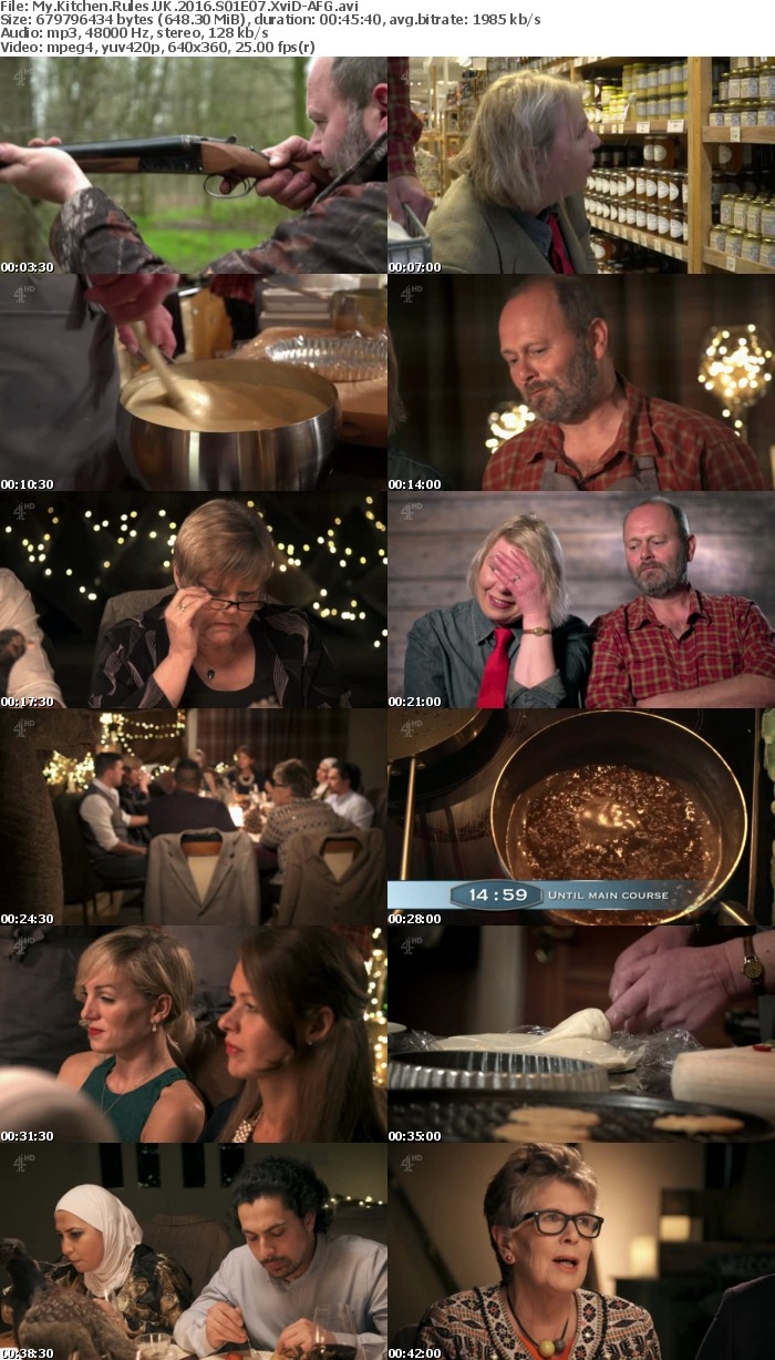 My Kitchen Rules UK 2016 S01E07 XviD-AFG