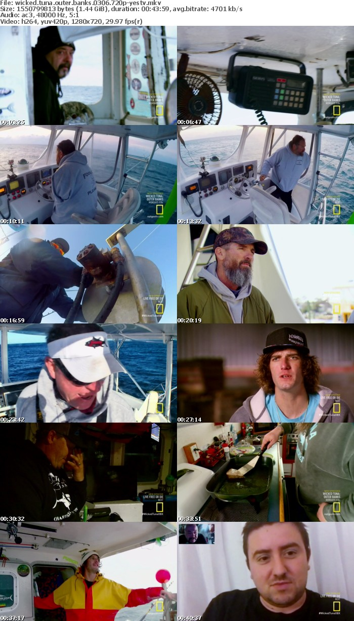 Wicked Tuna Outer Banks S03E06 720p HDTV x264-YesTV