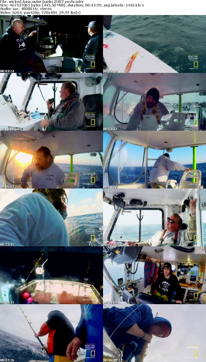 Wicked Tuna Outer Banks S03E07 HDTV x264-YesTV