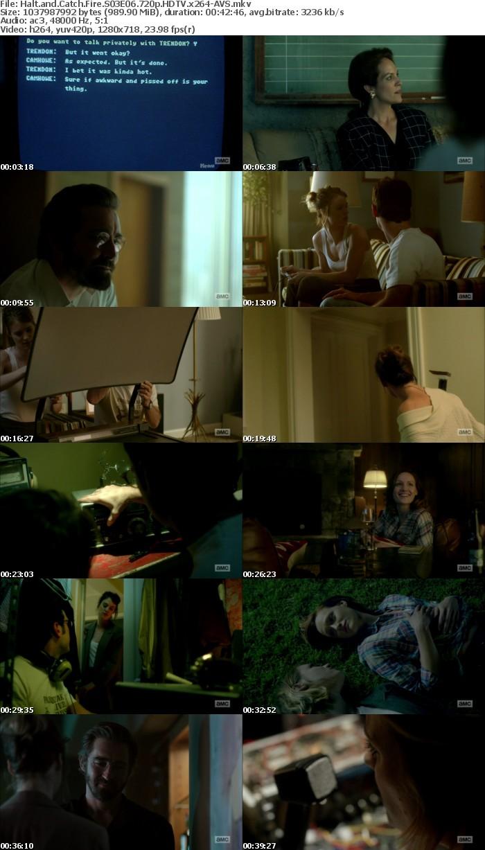 Halt and Catch Fire S03 720p HDTV DD5 1 x264-Scene