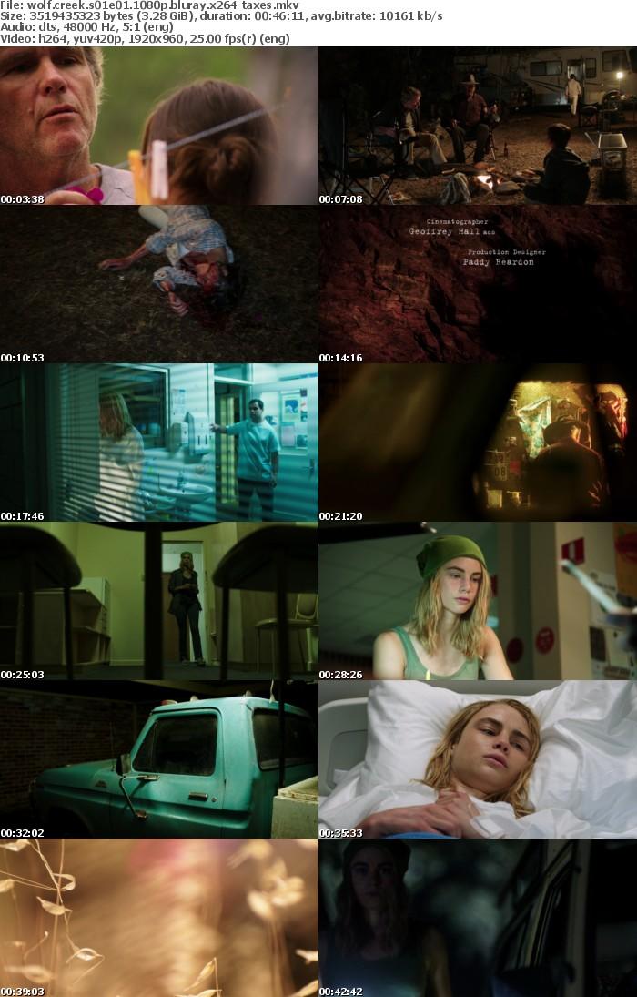Wolf Creek S01 1080p BluRay x264-TAXES