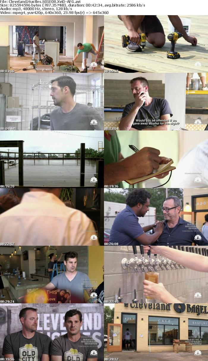 Cleveland Hustles S01E08 XviD-AFG