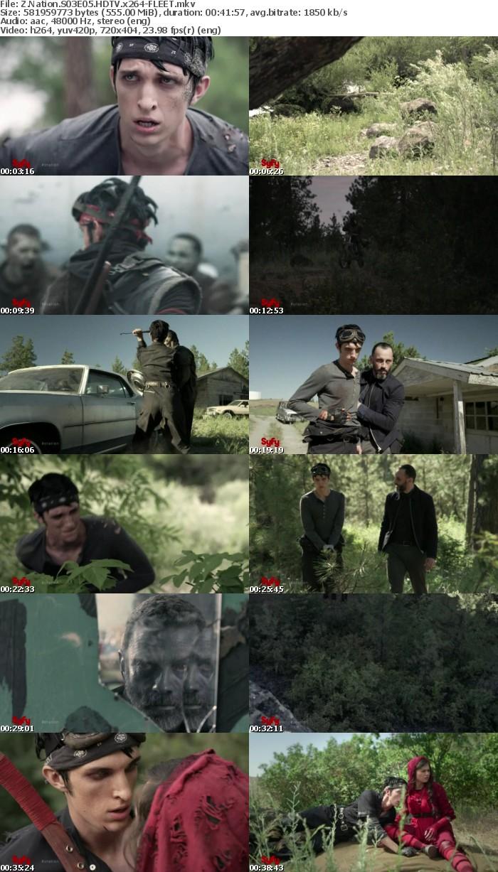 Z Nation S03E05 HDTV x264-FLEET