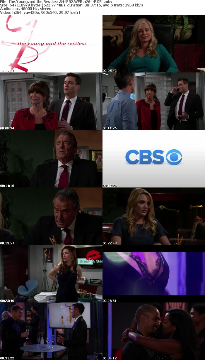 The Young and the Restless S44E32 WEB h264-ROFL