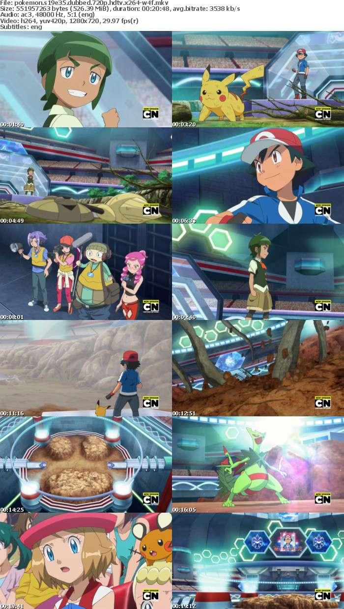 Pokemon S19E35 DUBBED 720p HDTV x264-W4F