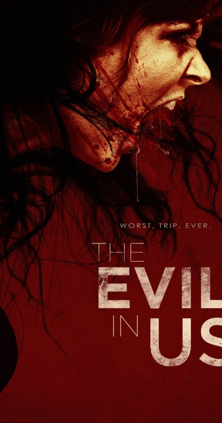 The Evil In Us 2016 720p BDRip HEVC X265 Ac3-GANJAMAN