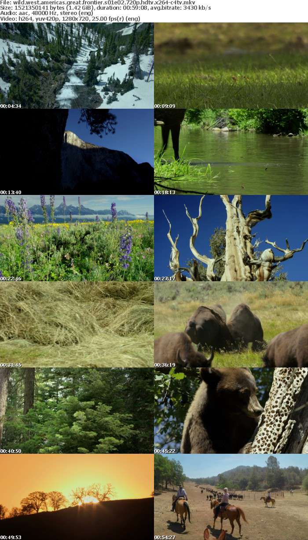 Wild West Americas Great Frontier S01E02 720p HDTV x264-C4TV
