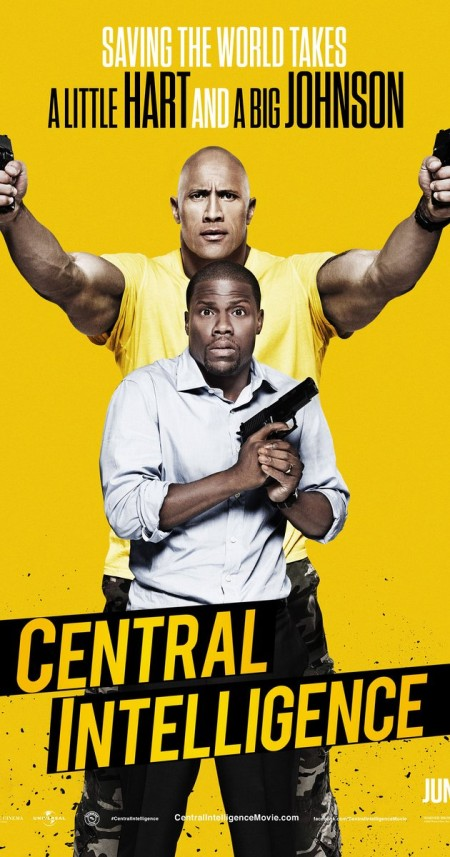 Central Intelligence 2016 DVDRip x264 AC3-iFT