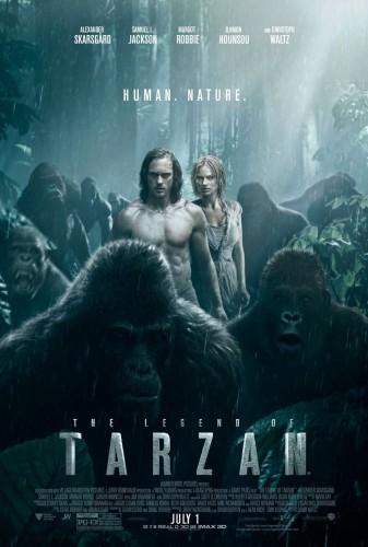 The Legend Of Tarzan (2016) Pldub Bdrip X264-flame