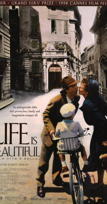 Life Is Beautiful 1997 (La vita e bella) BDRemux AVC multi HighCode- PHD