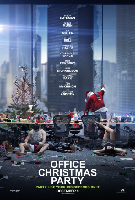 Office Christmas Party (2016) 720p WEB-DL x264 DD5 1-iFT