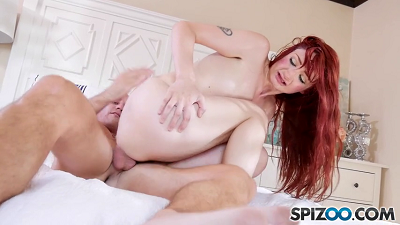 Spizoo - Violet Monroe - New Porn Cover